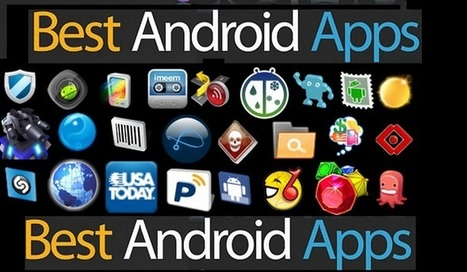 Top 90 Educational Android Apps for Teachers #kitprofes - Inevery Crea | Educacion, ecologia y TIC | Scoop.it