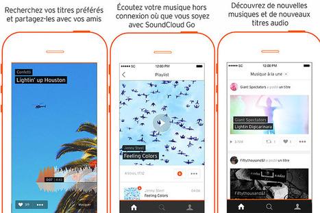 SoundCloud Go débarque en France, que change l'offre payante ? | Nouvelles de la musique | Scoop.it