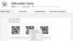 QRreader – Un lector de códigos QR para Google Chrome ... | VIM | Scoop.it