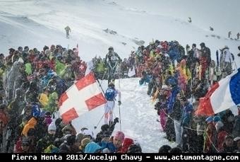 ski-alpinisme : La 28e Pierra Menta, côté foule | Actualité Actu montagne | ski de randonnée-alpinisme-escalade | Scoop.it