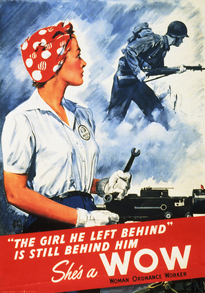 Women During World War II / Overview | Women In the Military | Scoop.it