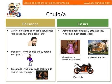 Chulo - Spanish Skype Lessons   Aprender español online via skype   Scoop.it