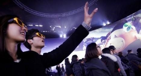 Live Park 4D : un parc d'attractions 3D, Kinect et RFID en Corée du Sud | Marketing | Scoop.it
