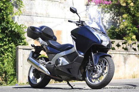 MOTOBLOGGER: Honda Integra | Rogermotard | Scoop.it