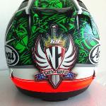 Twitter | Roberto Marchionni | New Helmet Nicky Hayden | Ductalk Ducati News | Scoop.it