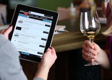 Le digital peut-il changer l'industrie du vin? | Verres de Contact | Scoop.it
