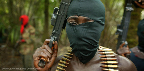 """AFRICA: Mali should """"release all child soldiers"""" says Human Rights Watch 