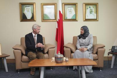 Bahrain: Press Release - New hope for Irish-trained medics imprisoned in Bahrain as Irish delegation concludes visit | Front Line | Human Rights and the Will to be free | Scoop.it