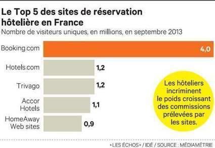 L'Etat recadre les centrales de réservation hôtelière | Numérique et économie | Scoop.it