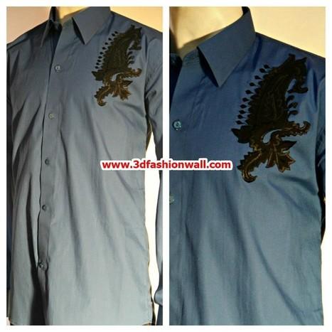 Deepak and Fahad Aplic Shirts Collection 2013 | Pakistani dresses | Scoop.it