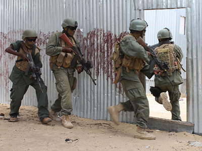 #US to deploy more than 3,000 troops to #Africa | Revolutionary news | Scoop.it