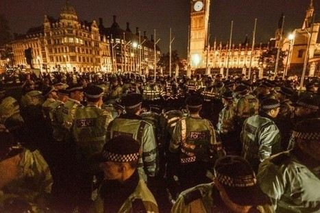 Democracy has come to life in Parliament Square | Peer2Politics | Scoop.it