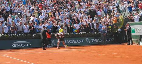 CASE STUDY:  jolie démonstration de brand content sur Roland-Garros | BrandsMarques | Scoop.it