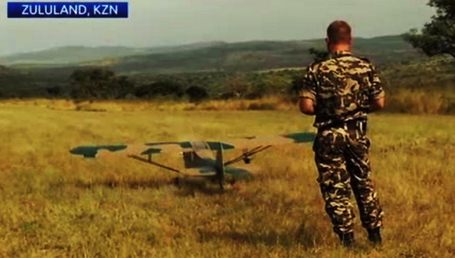 VIDEO: 3 Months without a rhino loss as Drones patrol KZN Park | What's Happening to Africa's Rhino? | Scoop.it