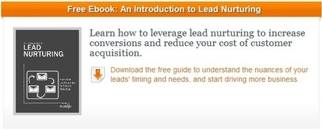 6 Lead Nurturing Emails Every Business Should Send | Social Media Management for Business | Scoop.it