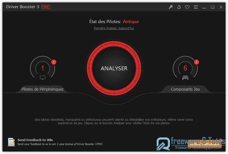 Driver Booster 3 : un logiciel pour mettre à jour vos pilotes | Time to Learn | Scoop.it