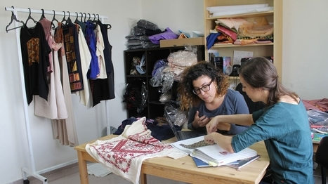 Stories from Palestine told through dresses | CLOVER ENTERPRISES ''THE ENTERTAINMENT OF CHOICE'' | Scoop.it