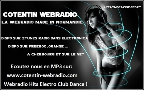 cotentin webradio hits 2014 electro club house dance en mp3 | cotentin webradio Buzz,peoples,news ! | Scoop.it