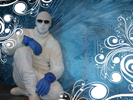 Live Ice Sculpting Performance Art | Ice Sculptures | Fear No Ice | Ice Sculpture News | Scoop.it