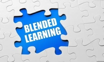 Le blended learning et son apprentissage, dans quel but ... | E learning,formation à distance | Scoop.it