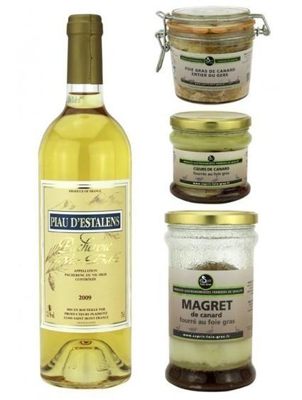 Le foie gras dans tous ses états - Esprit Foie Gras | Restaurants et produits culinaire toulouse et Gers | Scoop.it