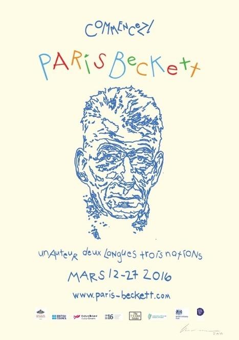 Paris Beckett 2016 - 'Un auteur, deux langues, trois nations' | Littérature comparée | Scoop.it