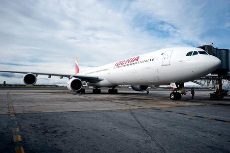 Iberia retourne à Montevideo | Air Info | Montevideo Uruguay Colonia del Sacramento et l´intérieur du pays | Scoop.it