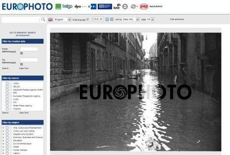 Europhoto – archivo fotoperiodístico de imágenes desde principios del siglo pasado en Europa digitalizadas   Las TIC y la Educación   Scoop.it