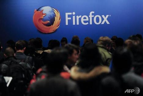 Firefox smartphone system challenges Android, iOS - Channel News Asia | iPhone App Reviews | Scoop.it