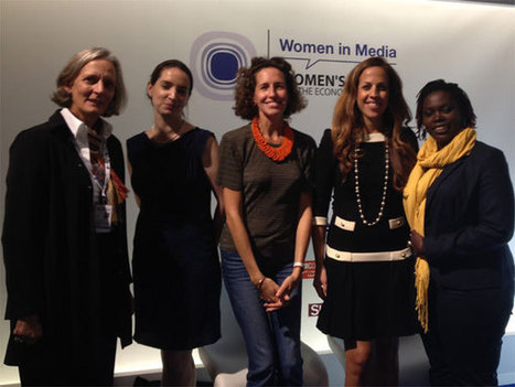 Women's Forum: Femmes et innovation économique | 7 milliards de voisins | Scoop.it