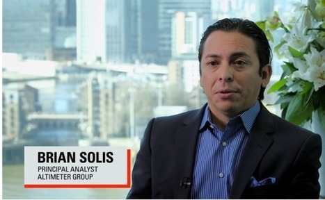 How Digital Darwinism Changed Customer Experience - Brian Solis | Business: Economics, Marketing, Strategy | Scoop.it