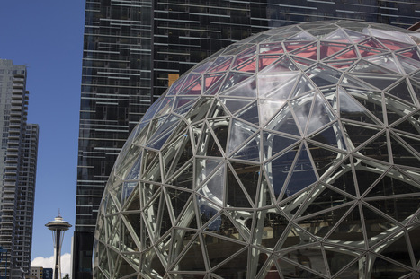 Prime Real Estate: Amazon Has Swallowed Downtown Seattle...and the tech workers continue coming! | Dylan Simon -- Colliers International | Scoop.it