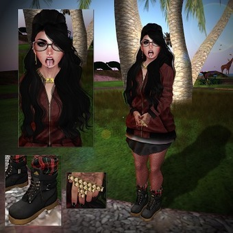 [S]iLeNt [W]oRLd : [124] Sweet DoLL .. | sL fashion | Scoop.it