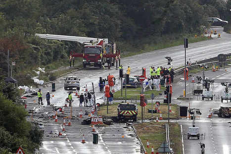 Shoreham Airshow risk assessment did not consider different plane hazards   Workplace Health and Safety   Scoop.it