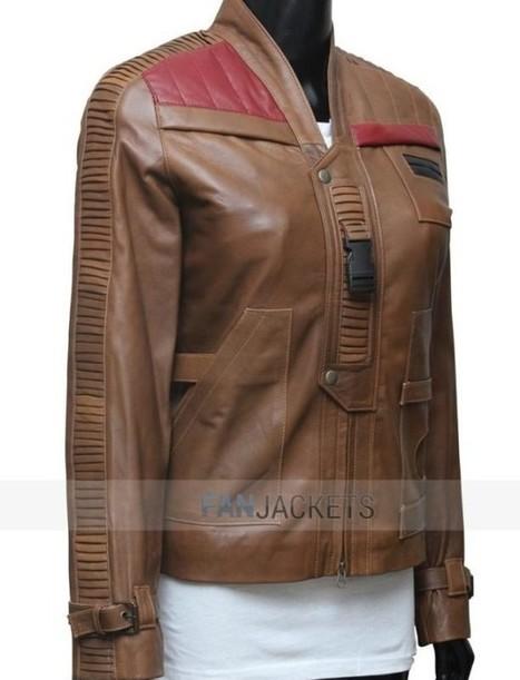 Star Wars Women Finn Jacket | Mens Celebrity Fashion Jackets, Coat and Suits | Scoop.it