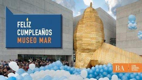 El lobo está de fiesta: cumple un año el Museo MAR   MAR Museo de Arte Contemporáneo de Mar del Plata   Scoop.it