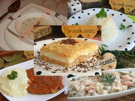 Evde Ramazan İftar Menüsü | En Kaliteli Yemek Tarifleri Sitesi | Ramazan Menüleri | Scoop.it