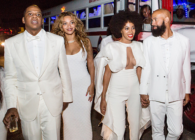 How Beyoncé Saved Solange's Wedding Day | Celebrity | Scoop.it