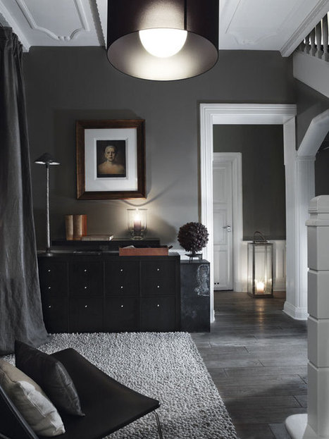 5 idées déco pour une ambiance campagne chic en dégradé de gris | décoration & déco | Scoop.it