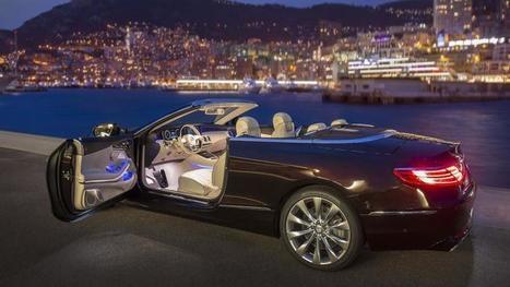 Mercedes S 500 Cabriolet, un yacht à quatre roues   Luxe & Luxury   Scoop.it