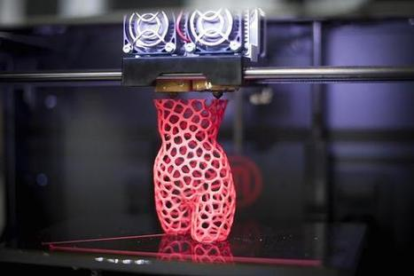 The 'gold rush' for 3-D printing patents | UVB-76 | Scoop.it