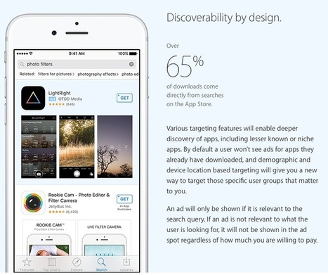 Apple Search Ads for medical apps - iMedicalApps | Digital Innovation in Healthcare | Scoop.it