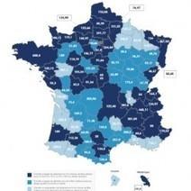 Les départements prévoient 12 Md€ sur le Plan très haut débit - Le Monde Informatique | Aménagement Numérique | Scoop.it