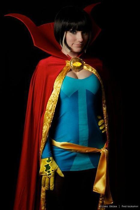 Doctor Strange Has Never Looked So Lovely [Cosplay] | Geek On | Scoop.it
