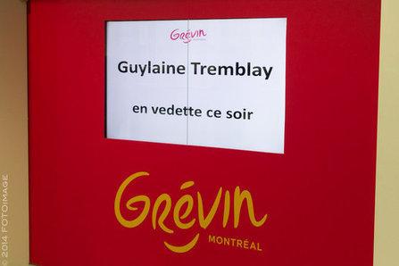 Guylaine Tremblay intronisée au Musée Grévin Montréal (PHOTOS/VIDÉO) | Ce qui se dit sur le(s) musée(s) Grévin...... | Scoop.it