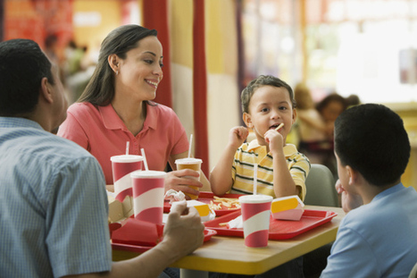 Fast food companies turning to social media to target younger consumers | Marketing | Scoop.it