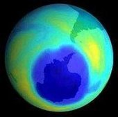 Earth's ozone layer begins repairing itself › News in Science (ABC Science) | SJC Science | Scoop.it