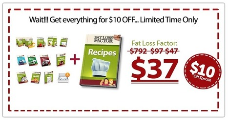 The Fat Loss Factor Diet Review: Lose Weight & Get Healthy! | topics by dazzlingtact9035 | Scoop.it