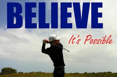 Una pizca de motivación para seguir entrenando - Crónica Golf   golf   Scoop.it