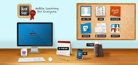 KO-SU | Mobile Learning for Everyone - Teaching, Training, Coaching, Learning | Technology Coordinators | Scoop.it